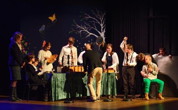 Base 9 og 10 Julekonsert 2017 - Steinerskolen på Hedemarken