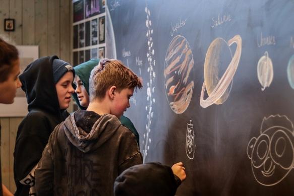 Astronomi 8 klasse 2019-Maria Ofstad - Steinerskolen på Hedemarken